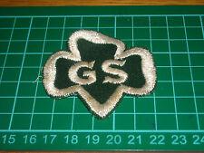 girl scout  boy scout vecchio stemma gs cm 5 x 6 circa