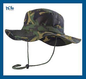 Cappello Militare Uomo Mimetico Jungle Army da Caccia Pesca Softair Tattico
