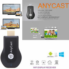 AnyCast M2 plus 1080P HDMI Wifi Display Dongle DLNA Airplay Fr TV IOS Android US