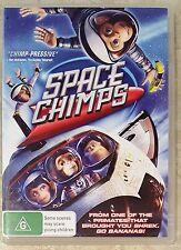 Space Chimps (Andy Samberg & Cheryl Hines) DVD (Region 4)