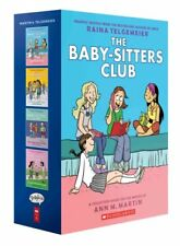 The Baby-Sitters Club Graphix: Baby-Sitters Club Graphix Bks. 1-4, Set by...