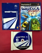 Wipeout Fusion - PLAYSTATION 2 - PS2 - USADO - EN BUEN ESTADO