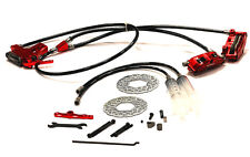 BAJ226RED Integy Billet IV Hydraulic F Brake System for HPI Baja 5B, 5T & 5SC