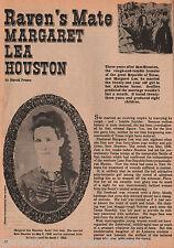 Raven's Mate - Sam Houston- Texas First Family+Decker,Everitt,Lea,Longino,Rouget
