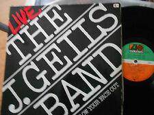 J.Geils Band,Blow your Face out,DoLp , Foc ,original Innenhüllen,