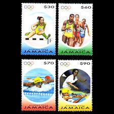 Jamaica 2004 - Olympic Games - Athens, Greece - Sc 986/9 MNH