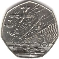 1994 Elizabeth II D-Day 50p***Collectors***