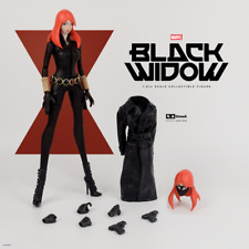 "🕷️ ThreeA 3A Marvel Black Widow Classic Retail Edition 12"" 1/6 Figure MIB 🕷️"