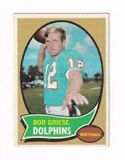 *1970 Topps #10 Bob Griese SCARCE & SWEET!*