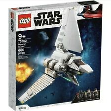 LEGO 75302 Star Wars Imperial Shuttle (Brand New Sealed)
