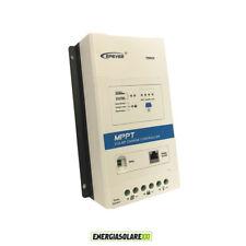 Regolatore di carica MPPT TRIRON4210N 40A 12V 24V per litio DISPLAY RCS