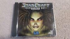 Conjunto de expansión StarCraft cría Guerra PC Juego Nuevo Libre P&P