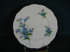 "Royal Albert Forget Me Not Pattern Round 8 1/4"" Diameter Salad Plate(s)"