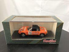 1:43 Detail Cars Platinum VW Porsche 914-4 1969 Racing Jagermeister ART 346 RARE