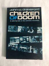 Children of Doom  ~John W. Drakeford 1972 Hardcover