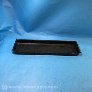 Kennedy 81934 Tool Box Durable ABS Plastic Organizer, Black 0631