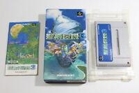 Seiken Densetsu 3 Secret Mana Boxed SFC Nintendo Super Famicom SNES Japan Import
