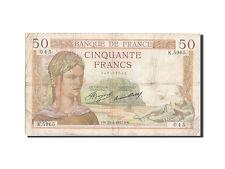 Billets, 50 Francs type Cérès #203766