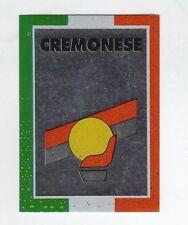 figurina CALCIATORI CALCIO FLASH 1993 SCUDETTO CREMONESE