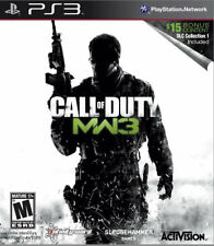 Call of Duty: Modern Warfare 3 w/DLC PS3 New PlayStation 3, Playstation 3