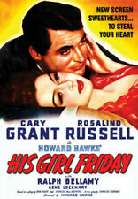 His Girl Friday DVD R4 Postage