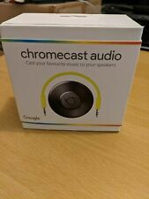 Google Chromecast Audio/2ND Génération/NEUF/Media Streamer/@ look @/