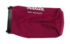 Genuine Makita Dust BAG for BO5021 BO6030 BO5020 Part 151517-7
