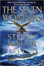 The Seven Wonders (Roma Sub Rosa), New, Saylor, Steven Book