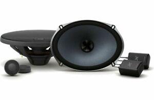 "*Open box* Alpine X-S69C 720W Max 6"" x 9"" X-Type 2-Way Component Car Speakers"
