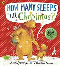 How Many Sleeps till Christmas? by Sperring, Mark | Paperback Book | 97807181965