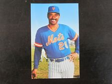 1985 Tcma New York Mets Bill Robinson Postcard