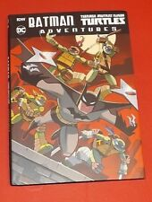 Batman -Teenage Mutant Ninja Turtles 2017 DC Panini 148 Seiten   ungelesen