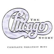 CHICAGO (THE CHICAGO STORY - GREATEST HITS CD SEALED + FREE POST)