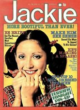 JACKIE MAGAZINE #746 TONIGHT COLOUR POSTER, PATRICK DUFFY, ANDY GIBB