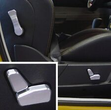 Chrysler 300 C 4pc Power SEAT Bouton Billette Aluminium Knob Cover Set