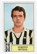 figurina - CALCIATORI PANINI 1971/72 NEW - ROBERTO BETTEGA