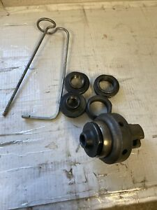 RIDGID No. 819  NIPPLE CHUCK SET (sn105