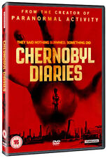 CHERNOBYL DIARIES - DVD - REGION 2 UK