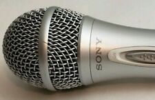 Sony Microphone F-V620 Uni-Directional Vocal Mic