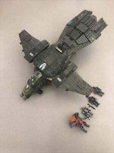 Halo UNSC 2013 97129 Pelican Dropship Set With Manual