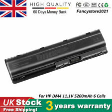 More details for battery for hp compaq presario model cq42 cq43 cq56 cq57 cq58 cq62 cq72 cq630 uk