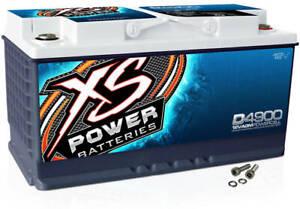 XS POWER BATTERY XS Power AGM Battery 12 Volt 815A CA P/N - D4900