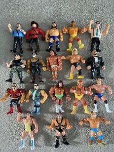 Wwf Hasbro Bundle WCW Galoob