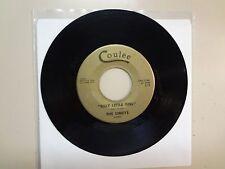 "LIMEYS:Silly Little Girl 2:18-Sweet Sweet Loves 2:26-U.S. 7"" 1965 Coulee C45-116"