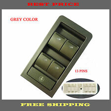 NEW POWER Electric MASTER Window Switch Fit For Holden COMMODORE VY VZ 13 Pins