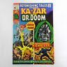 Astonishing Tales COMIC 6  DR. DOOM Ka Zar 1st Appearance BOBBY MORSE Arnold Ad