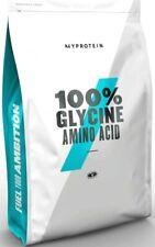 MyProtein Glycine 500g Glycin Aminosäure Fördert die Creatin Aufnahme Amino