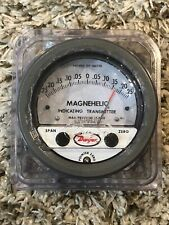 Dwyer 605H Magnehelic Differential Pressure Gauge Meter -.25 To .25 Psig W/ Nist