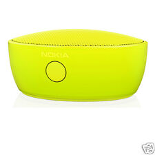 Nokia MD-12 Bluetooth & NFC Wireless Portable Mini Speaker - Yellow