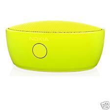Nokia MD-12 Bluetooth & NFC Wireless Portable Mini Speaker - Yellow